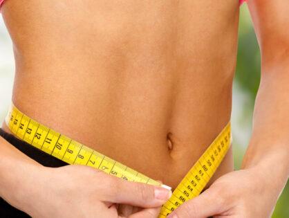 Bauchfett reduzieren und vorbeugen