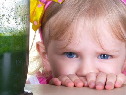 Chlorella für Kinder - wertvolle Unterstützung im Wachstum