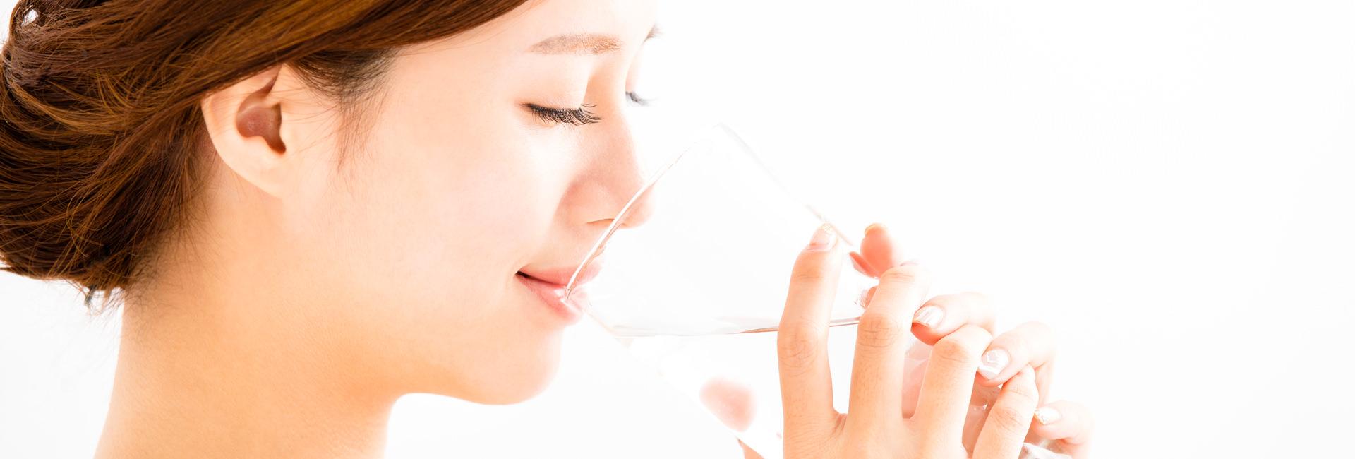 Wie viel Wasser trinken?