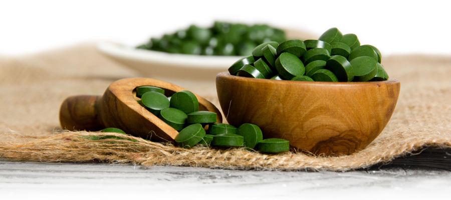 Chlorella Alge Inhaltsstoffe