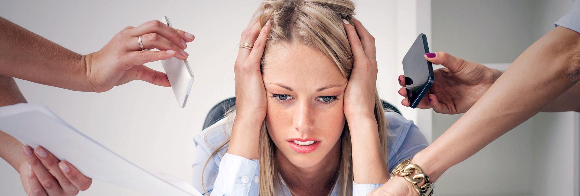 Ist Stress ungesund? Warum Stress auf Dauer krank macht